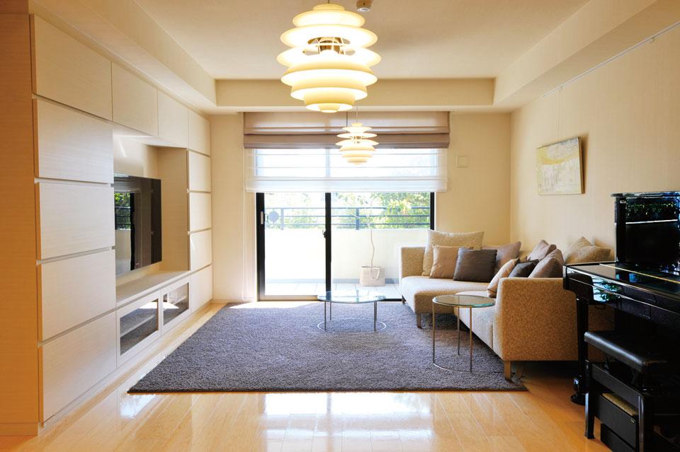 ホームデザインの実例