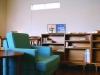 ショップで扱うオリジナル家具は、無駄をそぎ落としたスッキリとしたデザインが特徴。佇まいも美しい。