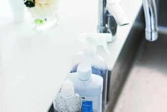 シンク内に洗剤 スペースを確保